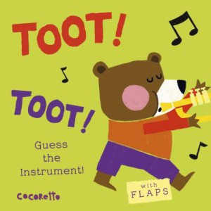 Toot! Toot by Cocoretto