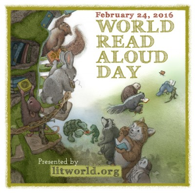 Post image for World Read-Aloud Day