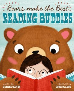 Bears Make the Best Reading Buddies, by Carmen Oliver