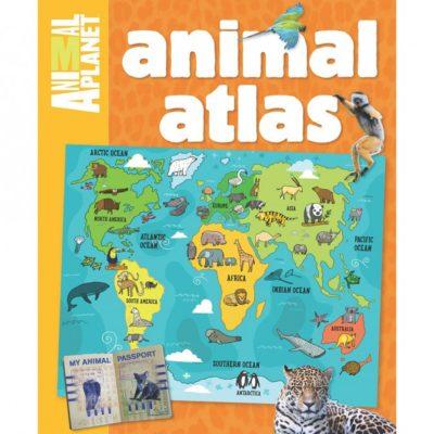 Post image for Animal Planet's Animal Atlas