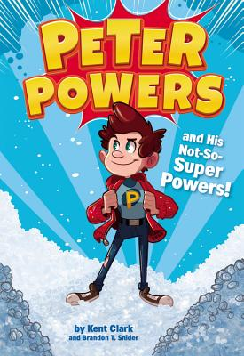Post image for Super Powers, Superheroes: Peter Powers, Jo Schmo, and Freddie Ramos