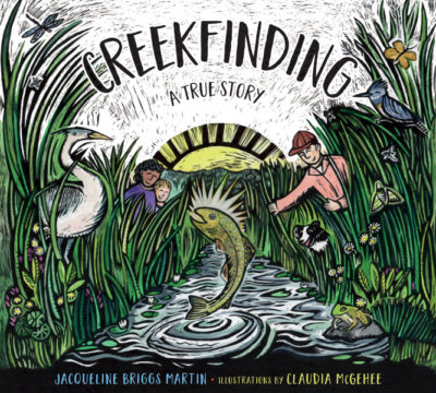 Post image for CREEK FINDING: A TRUE STORY (about buried treasure)